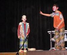Cours et stages de théâtre à partir de 7 ans